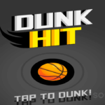 Dunk Hit iOS ve Android Oyunu!