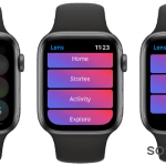 Apple Watch Seri 5'e İnstagram (Lens) Yükleme Yöntemi 2020